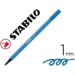Stabilo Pen 68/32 - Rotulador acuarelable, punta redonda de 1 mm, color azul marino ultramar