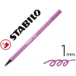 Rotulador Stabilo acuarelable pen 68 color lila 1 mm