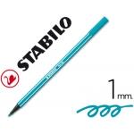 Rotulador Stabilo acuarelable pen 68 color turquesa 1 mm