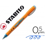 Rotulador Stabilo bionic worker color azul 0,5 mm