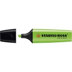 Stabilo Boss 70/33 - Rotulador fluorescente, punta biselada, color verde