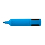 Greening GN07 - Rotulador fluorescente, punta biselada, color azul