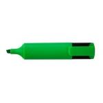 Greening GN09 - Rotulador fluorescente, punta biselada, color verde