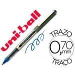 Rotulador uni-ball roller color azul 0,7 mm