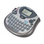 Rotuladora Dymo letratag lt100 teclado qwerty memoria para 9 etiquetas impresión 2 lineas