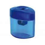 Sacapuntas Mor elliptic 907 metálico 1 uso con deposito