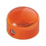 Sacapuntas Mor top uno 351 metálico redondo 1 uso con deposito