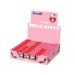 Sacapuntas plástico Anadel con deposito hello kitty modelos color surtidos
