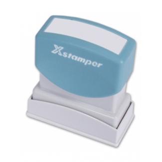 Sello X-stamper automático contabilizado