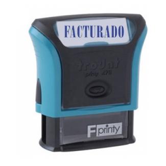 Sello entintado Printy f6 p3 facturado