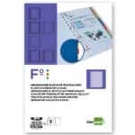 Separador Liderpapel plástico juego de 5 separadores tamaño folio 16 taladros
