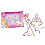 Set Copywrite manualidades princess tiara & varita mag 50x220x170 mm
