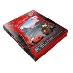 Set Jovi clay buddies cars compuesto por libro de actividades plastilina piezas de cartón con muñecos