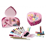 Set cofre mágico disney contiene bloc nota+rotulad perfumados+rotulad turbo+ rotulad metal+glitter