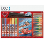 Set pinta y colorea Inoxcrom cars 2