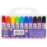 Set rotuladores Paw Patrol caja de 10 colores surtidos