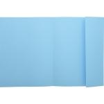 Subcarpeta Exacompta tamaño A4 color azul 160 gr/m2 con solapa interior