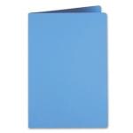 Liderpapel SC14 - Subcarpeta de cartulina, A4, 185 gr /m2, color celeste intenso