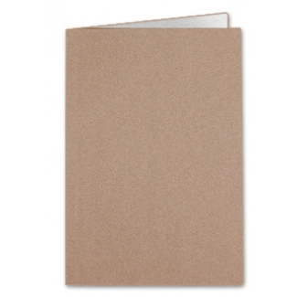 Opina sobre Liderpapel SC22 - Subcarpeta de cartulina, A4, 240 gr /m2, color kraft interior blanco