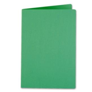 Liderpapel SC10 - Subcarpeta de cartulina, folio, 185 gr /m2, color verde intenso