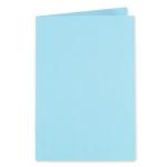 Subcarpeta cartulina Exacompta tamaño A4 color azul claro 250 gr