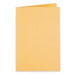 Exacompta Forever 410002E- Subcarpeta de cartulina, A4, 250 gr/m2, color crema