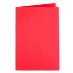 Exacompta Forever 410012E- Subcarpeta de cartulina, A4, 250 gr/m2, color rojo