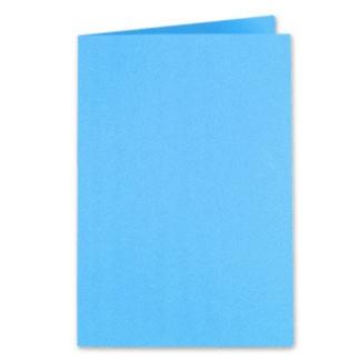 Subcarpeta cartulina Exacompta tamaño A4 color turquesa 80 gr
