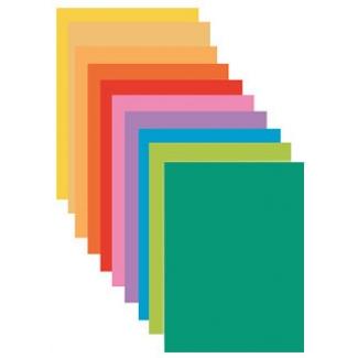 Exacompta Forever 800001E - Subcarpeta de papel, A4, 80 gr/m2, colores surtidos