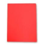 Subcarpeta cartulina Gio tamaño folio color rojo pastel 180 gr/m2