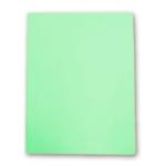 Subcarpeta cartulina Gio tamaño folio color verde pastel 180 gr/m2
