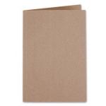 Liderpapel SC23 - Subcarpeta de cartulina, folio, 170 gr/m2, color kraft