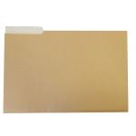 Subcarpeta de cartulina Gio tamaño folio color kraft bicolor 250 gr/m2 con pestaña izquierda