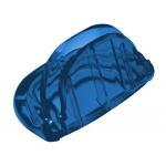Sujeta páginas Q-connect plástico color azul
