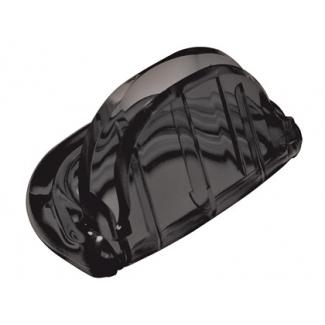 Sujeta páginas Q-connect plástico color negro