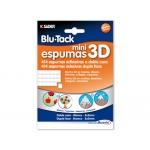 Sujetacosa masilla Bostik blu tack mini espumas adhesivas efecto 3d 414 5x5 mm