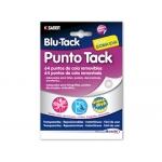 Sujetacosa masilla Bostik blu tack punto tack 64 puntos de cola