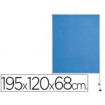 Tablero de presentación Rocada moqueta color azul