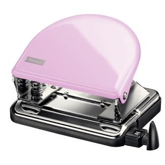 Petrus 52 - Taladrador metálico, perfora hasta 20 hojas, color rosa strawberry cream
