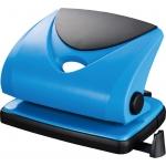 Taladrador Q-connect color azul abertura 2 mm