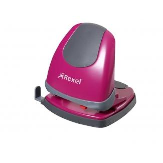 Opina sobre Rexel Easy Touch 2102640 - Taladrador metálico, perfora hasta 30 hojas, color rosa