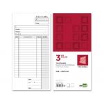 Talonario Liderpapel facturas 3/fº original t112 con i.v.a