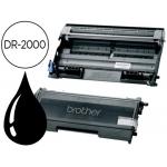 Tambor Brother negro referencia DR-2000, impresora MFC-7225N