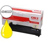 Tambor OKI amarillo -15000 páginas- type referencia c10 (43460221) C3520 C3530