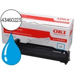 Tambor OKI cyan -15000 páginas- type referencia c10 (43460223) C3520 C3530