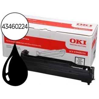 Tambor OKI negro -15000 páginas- type referencia c10 (43460224) C3520 C3530