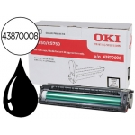 Tambor OKI negro referencia XL-20.000 páginas- (43870008) C5650 C5750