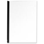 Tapa de encuadernación Q-connect cartón tamaño A4 color blanco brillante 215 gr