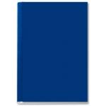 Tapa de encuadernación channel rigida color azul lomo a capacidad 36/70 hojas