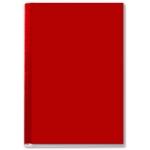Tapa de encuadernación channel rigida color burdeos lomo a capacidad 36/70 hojas